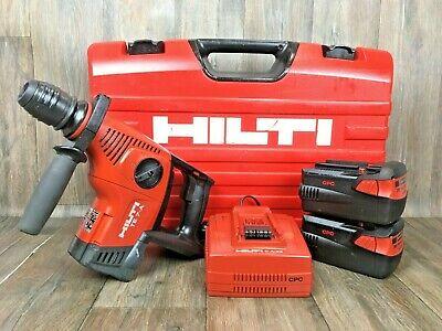 Hilti Te 7-a 36 Kit-36v Li-ion Rotary Hammer Drill-drs-sds-plus Lithium Volt 6