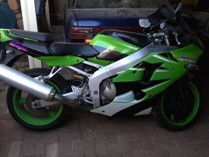 Bike and car for swap