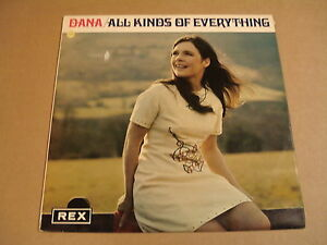 Eurovision LP Dana All Kinds of Everything | eBay