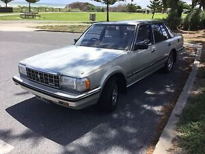 Toyota Crown royal saloon 1984 - nice original condition Semaphore Port Adelaide Area Preview