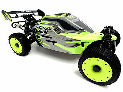 Rovan 1/5 Scale 450SLT V5 DELUXE 45cc Gas 4WD Buggy RTR LOSI 5IVE-B -