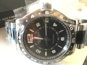 Longines Admiral GMT automatic watch