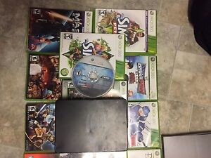 360 and Xbox classic games