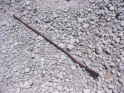 Massey Harris 44 Tractor Mh Clutch Pedal Linkage Rod