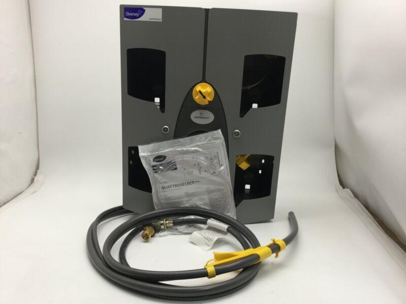 Diversey J-Fill QuattroSelect Safe Gap Dispenser