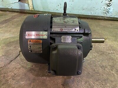 New Emerson Electric Motor Explosion Proof Model Ab26 3 Hp Volts 230460