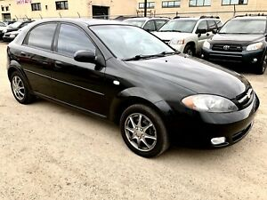 *REDUCED*2007 Chevy Optra 5 *ONLY 142000 KM*CERTIFIED*SUNROOF*