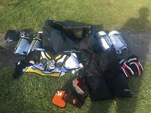 Adult Ice Hockey Full Kit Wattle Grove Liverpool Area Preview