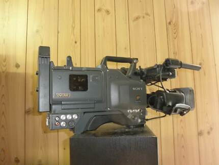 Sony DSR-1P Professional quality dv camcorder.