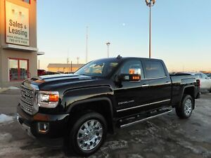 2018 Gmc SIERRA 2500HD Denali/Diesel/Nav NO CREDIT CHECK FINANCI