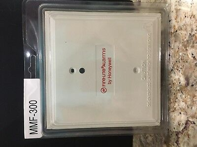 Fire-lite Alarms Honeywell Mmf-300 Addressable Monitor Module