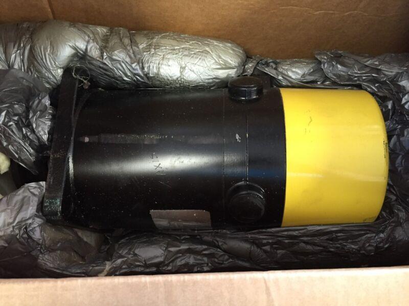 "Used Fanuc M-319052 Dc Servo Motor, Shaft Diameter: 1-3/8"" ,boxzd"