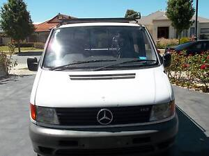 2000 Mercedes-Benz Vito Van/Minivan Pakenham Cardinia Area Preview