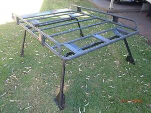 ARB Ute Rack With Legs To Fit Above Ute Tub or Trailer All Steel Paralowie Salisbury Area Preview