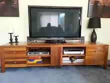 Blackwood tv/entertainment unit Berwick Casey Area Preview