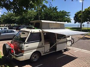 1991 Mazda Campervan Dove Brisbane City Brisbane North West Preview