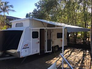 Jayco Expanda Touring 2014 model Pagewood Botany Bay Area Preview