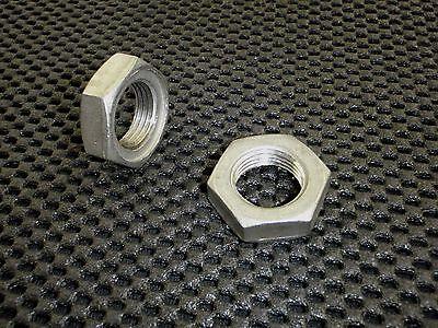 Jn-075 Stainless Steel Lock Jam Nut 34 Npt Pipe