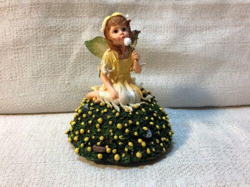 Boyds Bear Faeriepetal Danielle Faeriepuff Make A Wish Fairy Music Box 1E 271028
