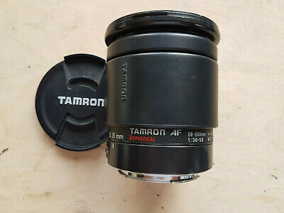 Tamron AF Aspherical LD 28-200mm f3.8-5.6 IF Lens for CANON