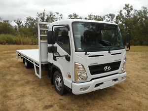 Hyundai EX8 MIGHTY ELWB FLAT TOP Tray South Guildford Swan Area Preview