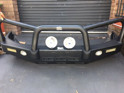 Toyota Prado bull bar