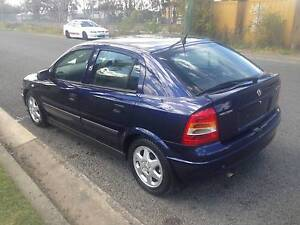 2000 Holden Astra CD Hatch Auto 3M REGO+3YRS WARRANTY+1YR RSA Ingleburn Campbelltown Area Preview