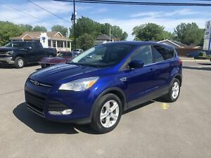 2016 FORD ESCAPE SE 4WD 1.6L 4 CYL CAMERA AUT 7999$