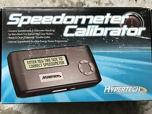 Speedometer Calibrator