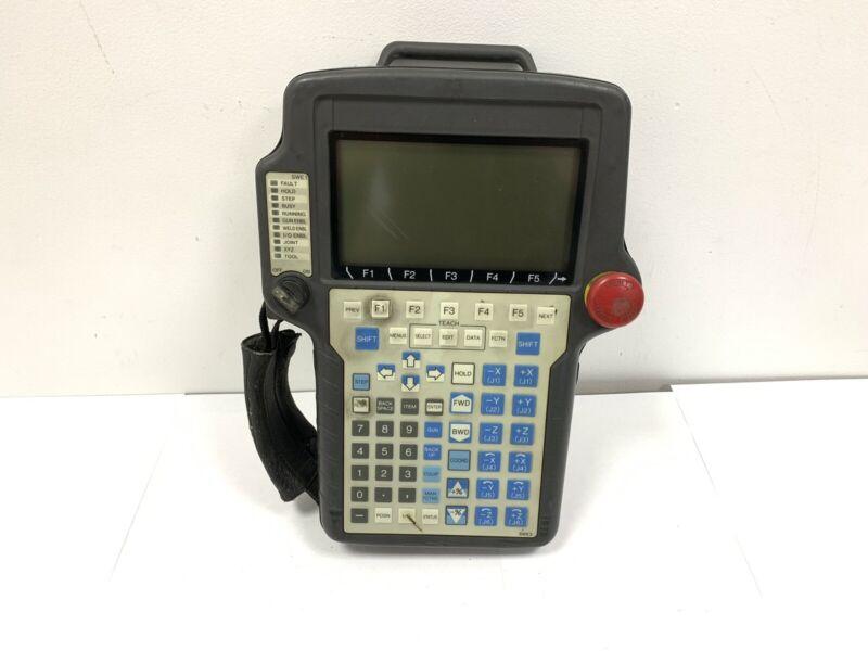 Fanuc A05b-2301-c330 Robot Teach Pendant Swe3 A05b2301c330 Controller