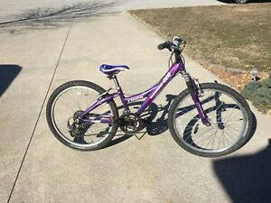Trek 220 mountain bike youth