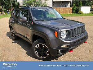 2016 Jeep Renegade Trailhawk | Heated Seats | Bluetooth | Remote