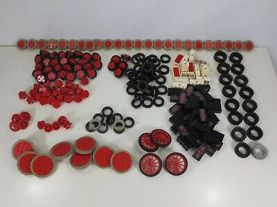 Vintage Lego Wheels Huge Lot