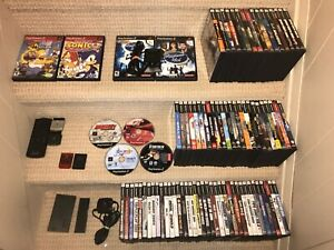 PS2 games & misc.