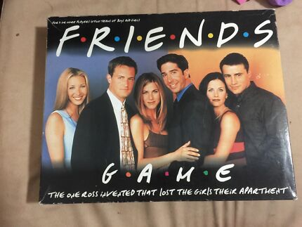 Collectable Friends board game