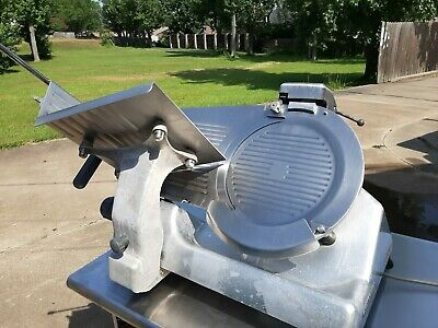 Hobart 2612 Commercial Manual Deli Meat Cheese Slicer Excellent