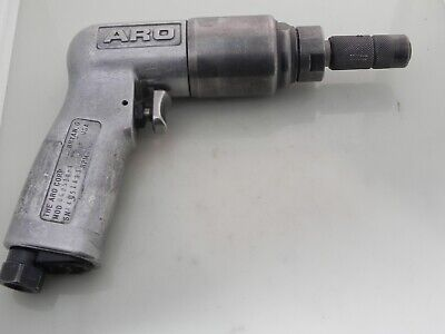 Aro Pistol Grip Air Drill 400 Rpm  Aircraft Tool