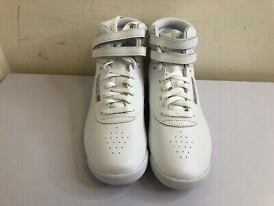 Reebok Women's Freestyle HI Sneakers Size 10.5