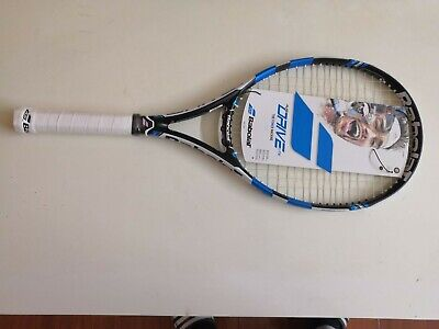 Used, NEW Babolat 2015-16 Pure Drive LITE 100 head 4 1/4 grip Tennis Racquet for sale  USA