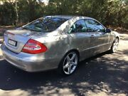 MERCEDES BENZ 2005 CLK320 AVANTGARDE Kilsyth Yarra Ranges Preview
