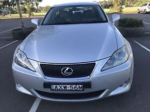 2006 Lexus IS 250 luxury sedan Auto cheap price North Lambton Newcastle Area Preview