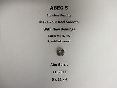 Abu Garcia Part 5500 C 89-0 Syncro 13472 ABEC 5 Stainless Bearing 4 x 10 x 4 #10