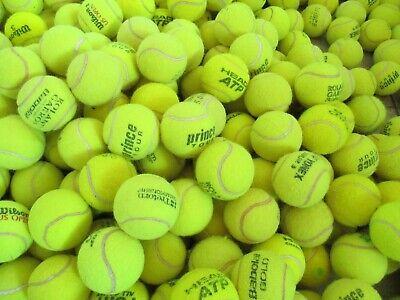 30 USED TENIS BALLS