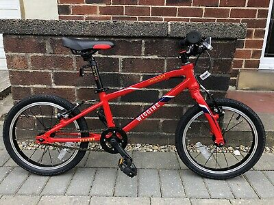 "Wiggins Macon 16"" Kids Bike"