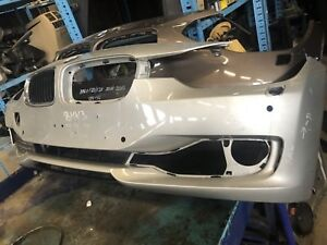 Bmw 2014 and up 3 series front bumper