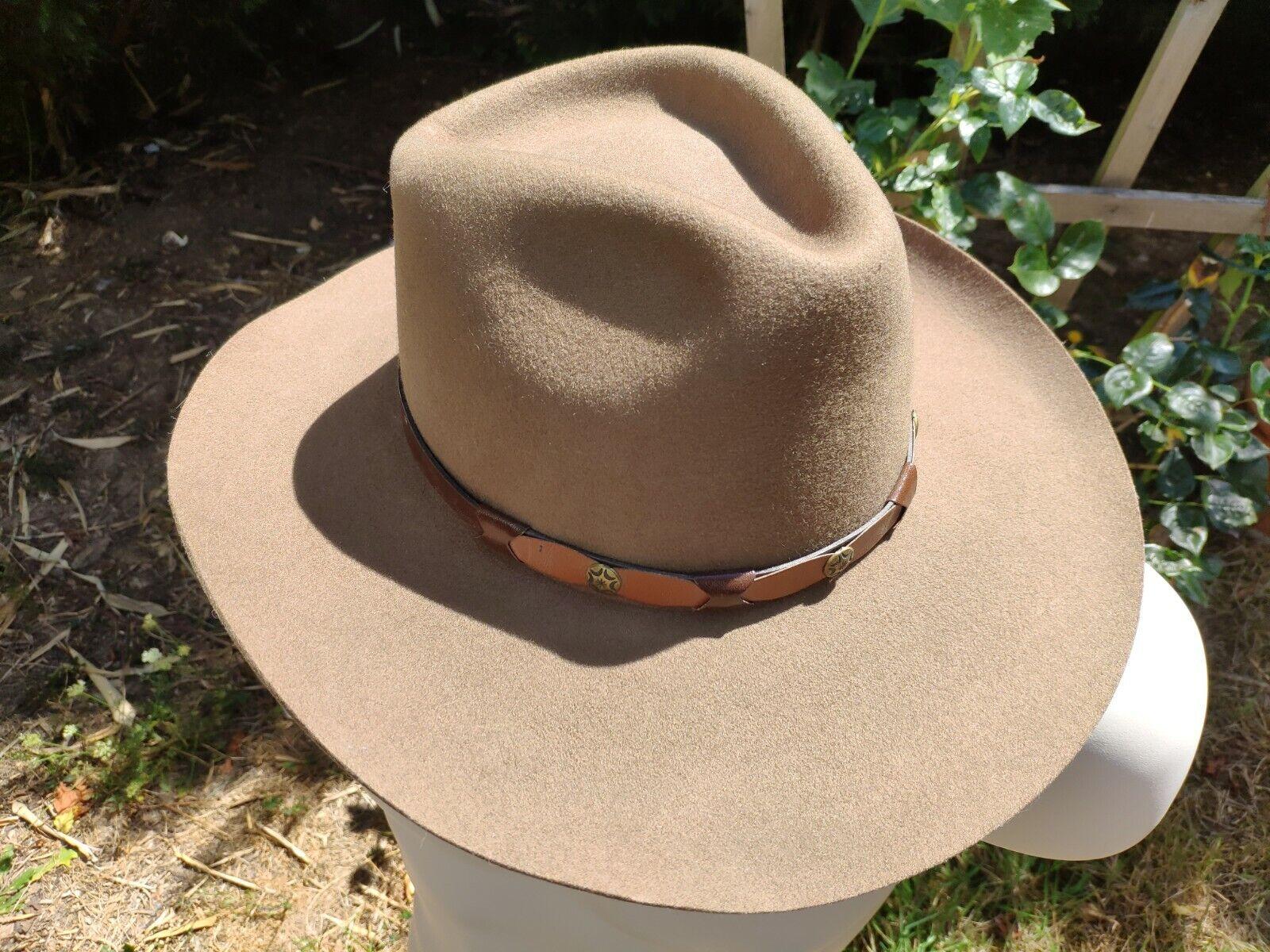 Chapeau bailey xx wool blend mackey size 60/61