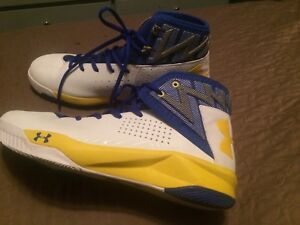 under armor basketball shoes 9.5