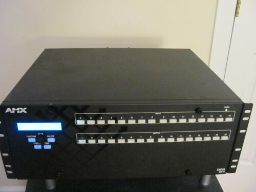 AMX ENOVA DGX16 Digital Media Switcher