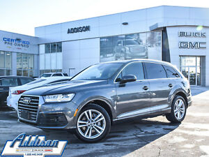 2017 Audi Q7 3.0T Technik Accident free