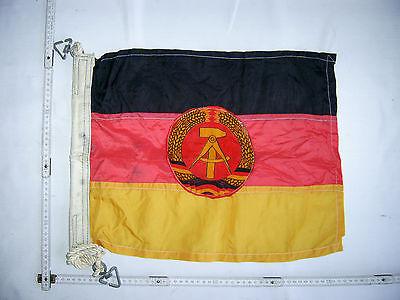 Gösch, Bugflagge für Schiffe Volksmarine der DDR, Flagge, Fahne, Marine (F28)